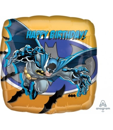 "17752 Batman Happy Birthday (18"")"