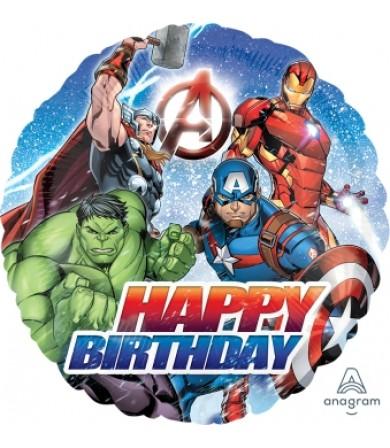 34656 Avengers Happy Birthday