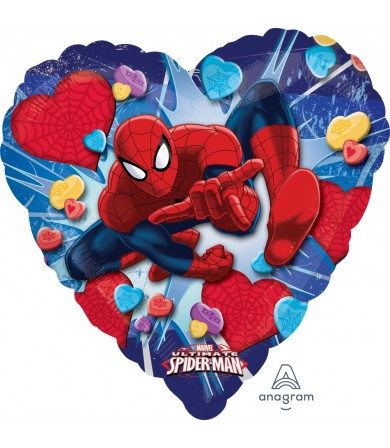 "29844 Ultimate Spider-Man Love (18"")"