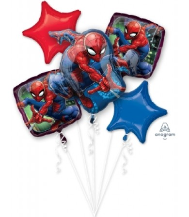 34667 Spider-Man Bouquet