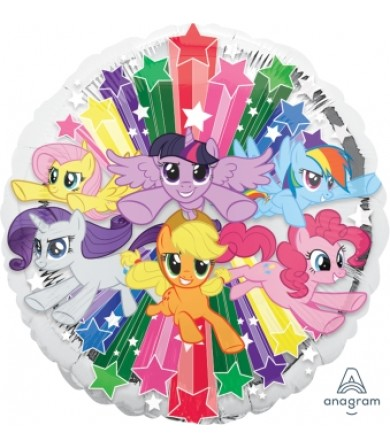 "34902 My Little Pony Gang (18"")"