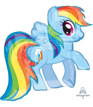26467 - My Little Pony Rainbow Dash - SuperShape