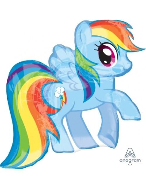 26467 - My Little Pony Rainbow Dash - SuperShape