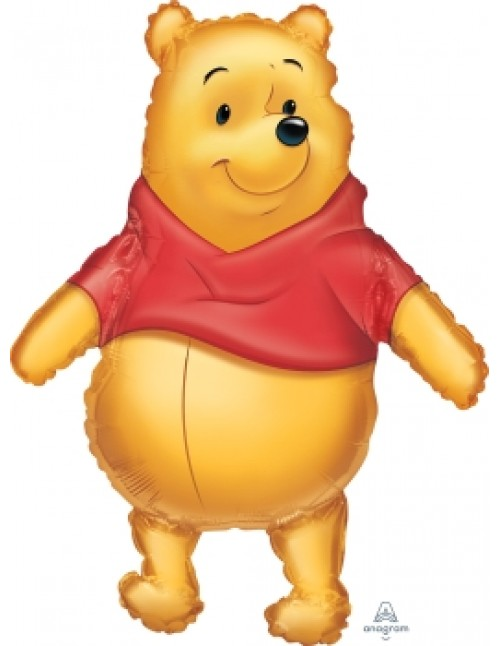 08335 Big as Life Pooh - SuperShape