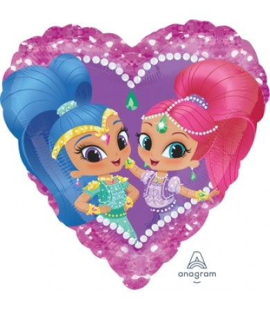 "34306 Shimmer and Shine Love (18"")"