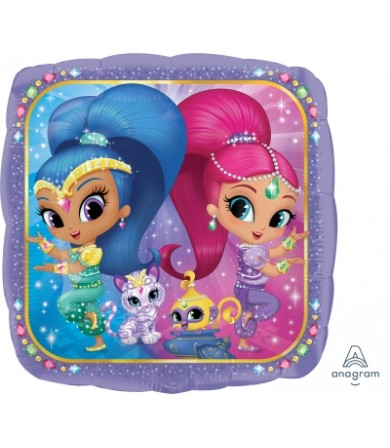 "33940 Shimmer and Shine (18"")"