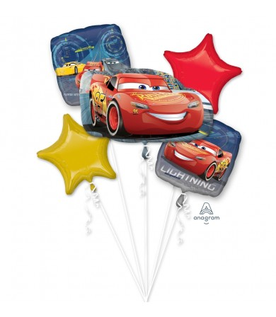 35367 Lightning McQueen - Bouquet