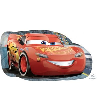 35370 Cars Lightning McQueen - SuperShape