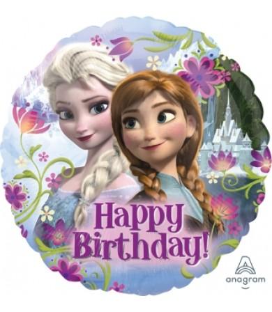 "29009 Frozen Happy Birthday (18"")"
