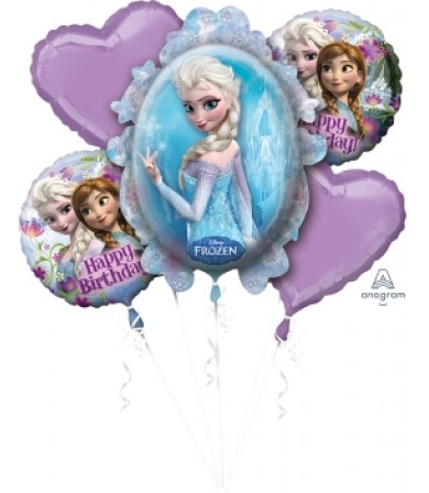 29011 Frozen Birthday - Bouquet