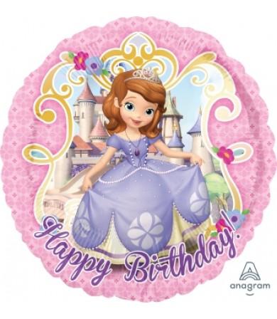 "27530 Sofia the First Birthday (18"")"