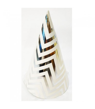 Party Hat - Wavy Stripe