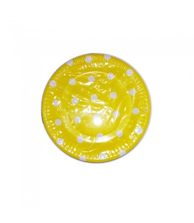 """Paper Plate - 7"""" Round ( 20's )"""