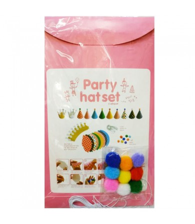 Party Hat Set Assorted