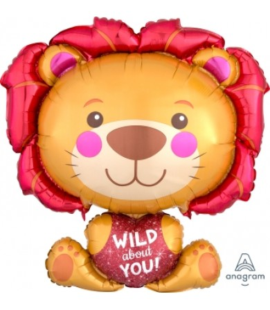 36425 Wild About You Lion