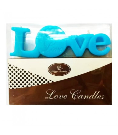 Candle - LOVE