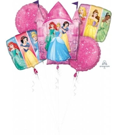 33931 Multi-Princess Dream Big - Bouquet
