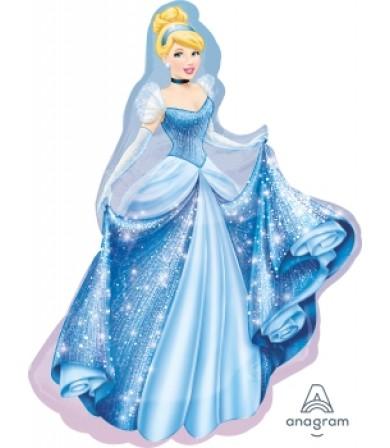 24814 Cinderella Shape - SuperShape