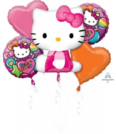 32728 Hello Kitty® Rainbow - Bouquet