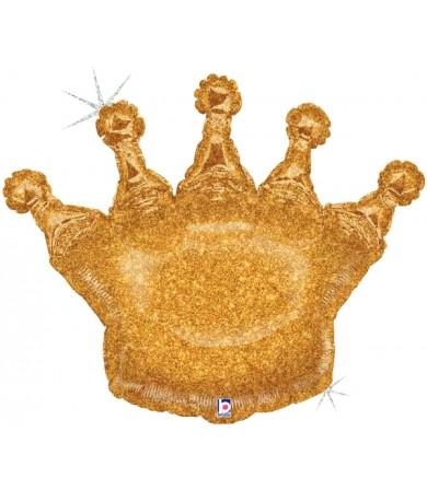 "35564P Glittering Crown (36"")"
