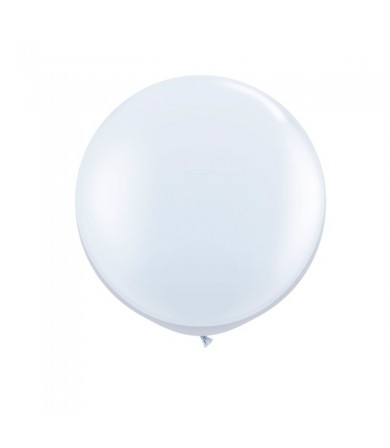 T BALLOON ROUND CLEAR - 400MM