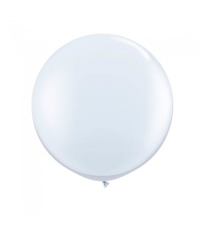 T BALLOON ROUND CLEAR 490MM