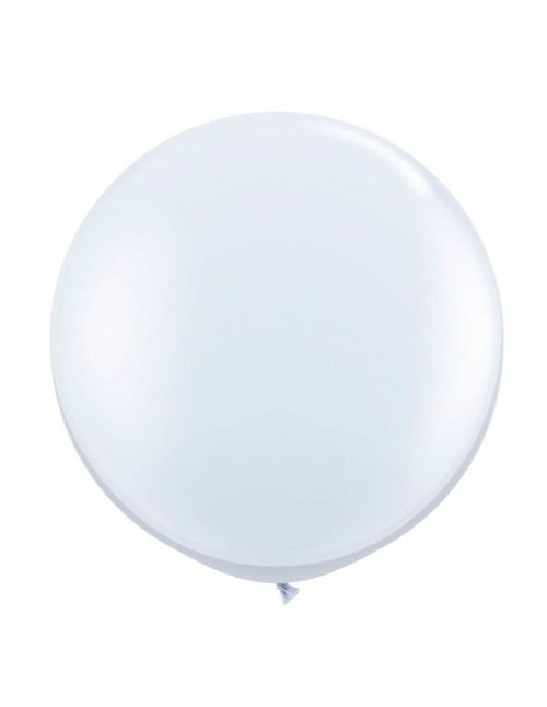 T BALLOON ROUND CLEAR 555MM