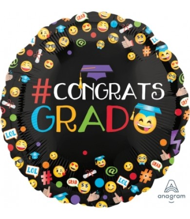 """32833 Awesome Grad! (18"""")"""