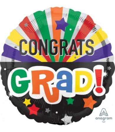 """34956 Congrats Grad Celebration (18"""")"""