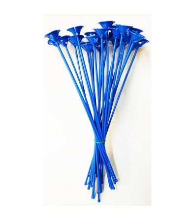 Balloon Stick & Cup 36.5cm - Attached
