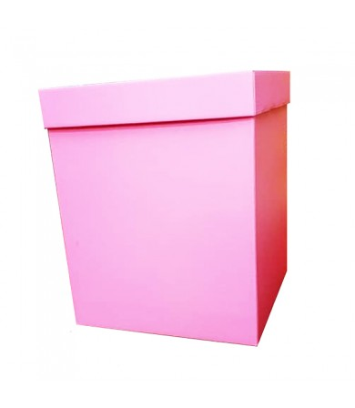 Balloon Gift Box - Pink      (For courier - Minimum 20pcs per order)
