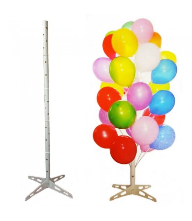 6ft PVC Balloon Display Stand