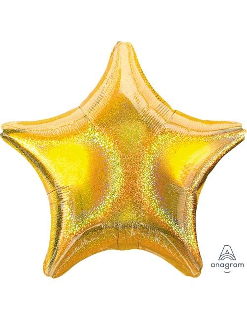 """11227 Gold Dazzler™ Star  (19"""")"""
