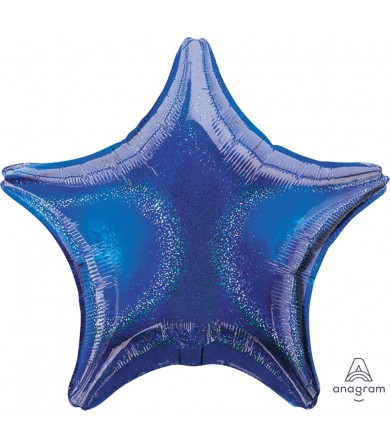 "11229 Blue Dazzler™ Star  (19"")"
