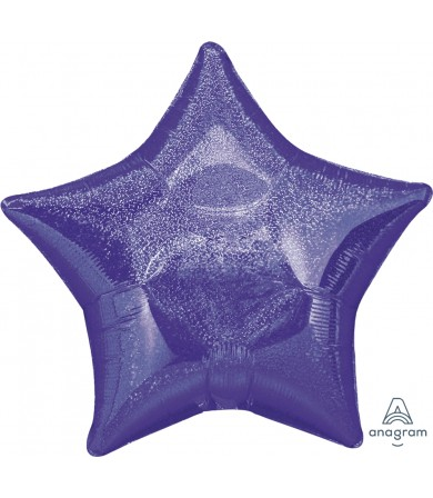 "13609 Purple Dazzler™ Star  (19"")"
