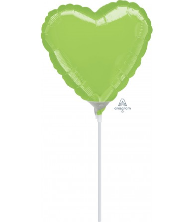 "16410 Lime Heart  (4"")"