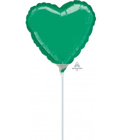 """17773 Green Heart  (4"""")"""