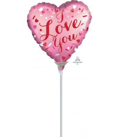 """38800 Satin Love You (9"""")"""
