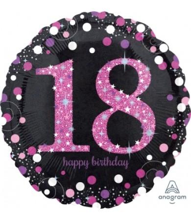 """33783 Pink Celebration 18 (18"""")"""