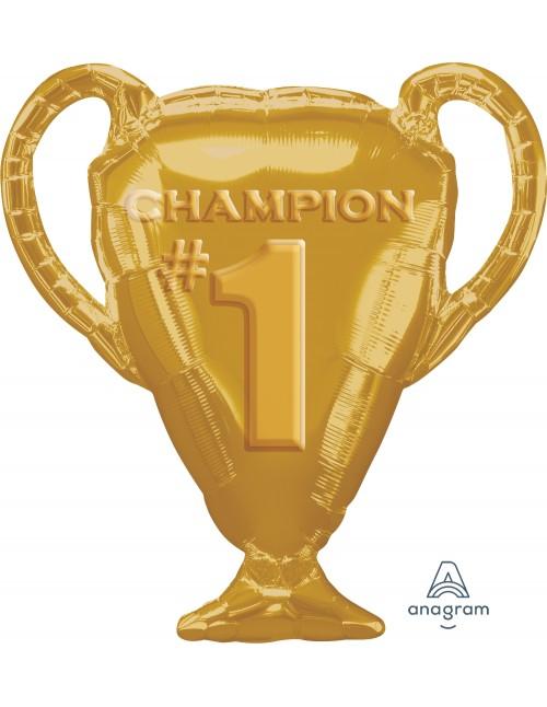 35393 Gold Trophy - SuperShape