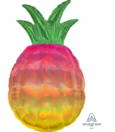 39304 Iridescent Pineapple - SuperShape