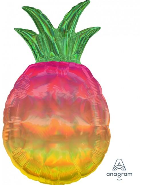 39304 Iridescent Pineapple - SuperShape