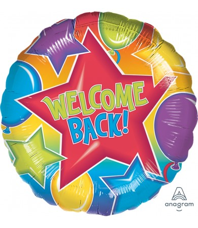 "07076 Festive Welcome Back (18"")"