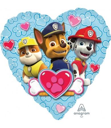 """34301 Paw Patrol Love - Boy  (18"""")"""