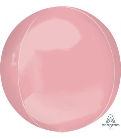 "39112  Pastel Pink  Orbz™(16"")"