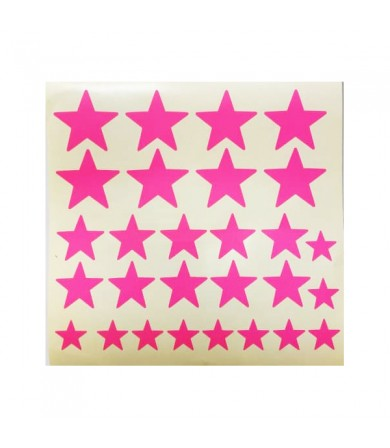 Sticker - Star - 1pc
