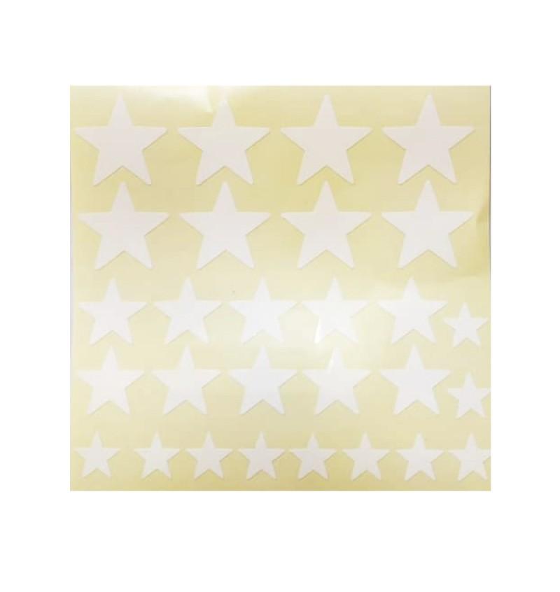 Sticker - Star - 1pc
