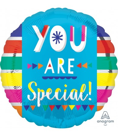 "35647 You Are Special Fun Type (18"")"