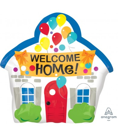 """26818 Welcome Home House (20"""")"""