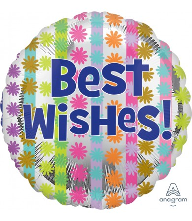 "26902 Bright Best Wishes (18"")"